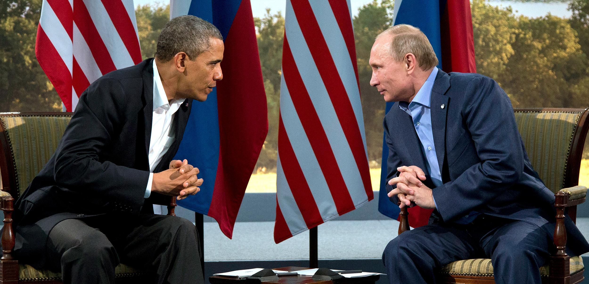 The South Caucasus: Obama's Russia 'Reset' And Putin's Doctrine
