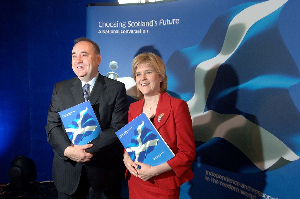 The Consequences of Scottish Independence