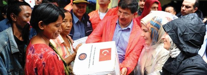 Religiously Framing Turkey's Humanitarian and Cultural Diplomacy