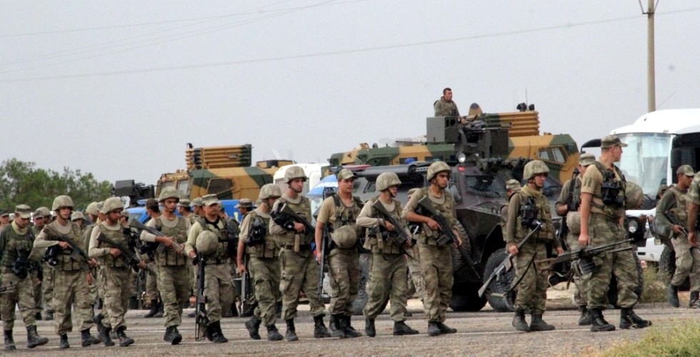 Turkey bombs Kurdish forces as new wave of violence threatens to spill across borders