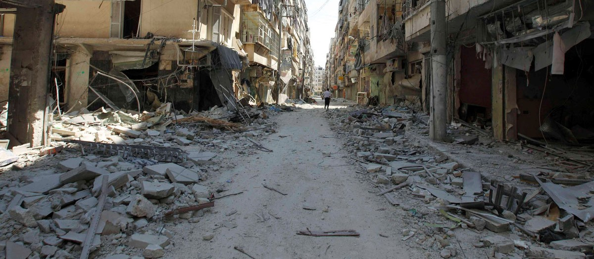 The Big Picture in Syria is Bigger Than Any One Group