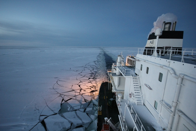 Northern Sea Route: A Game Changer for Russia?