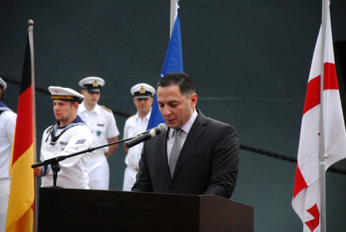 New Georgian Interior Minister Faces Multiple Challenges