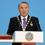 Nazarbaev Heads For A New Term In Kazakh Vote