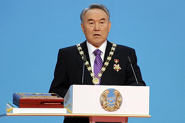 Nazarbaev Heads For A New Term In Kazakh Vote