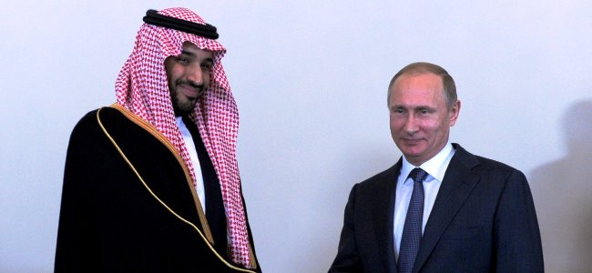 Russia's Shadow in the Middle East: Riyadh – Moscow Nuclear Agreement