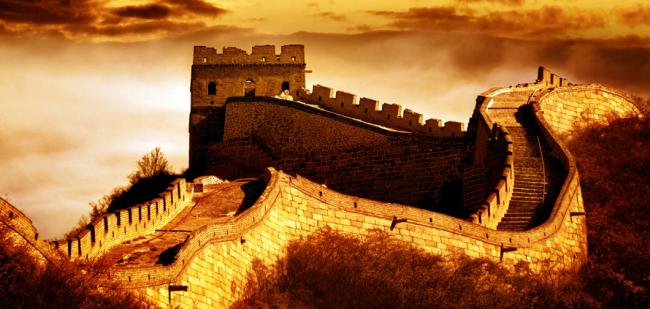 China: A Weird Beast