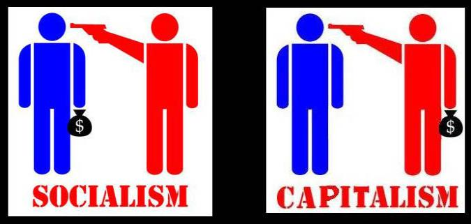 SOCIALISM vs. CAPITALISM: Past, Present and Future