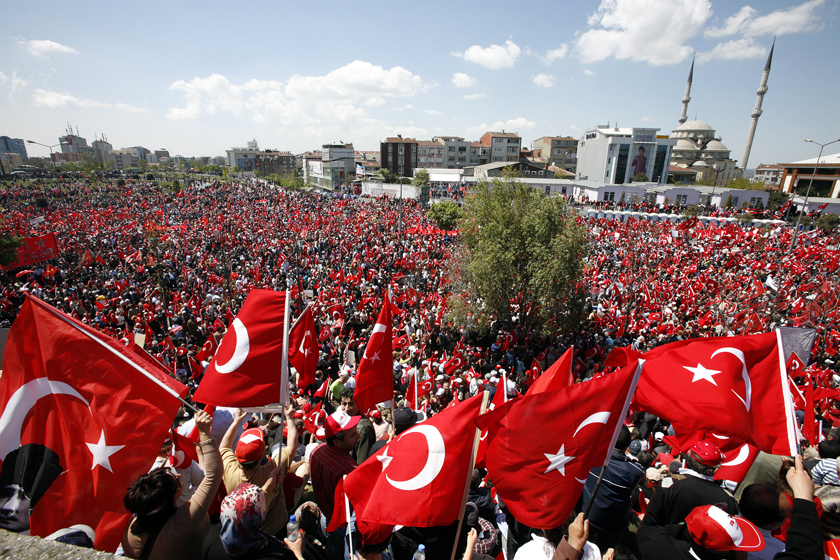 A New Wave of Turkey's Return to the Arc of Crisis