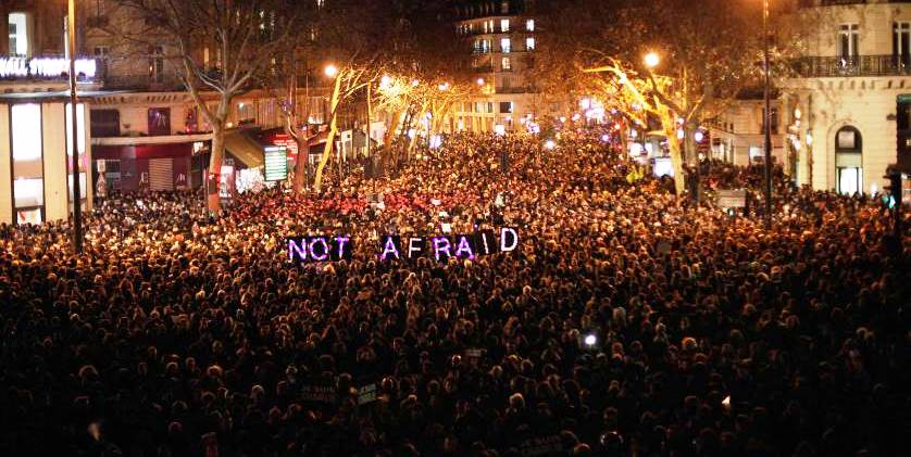 """Paris Bombing (13 November 2015) and Western """"Terrorism"""" Policy"""
