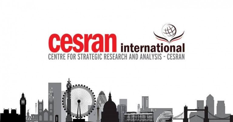 "CESRAN International is ranked among the world's ""Best Independent Think Tanks"" and ""Top Environment Policy Think Tanks"""