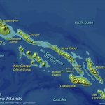 The Front Line of Climate Change is Apparent in The Solomon Islands
