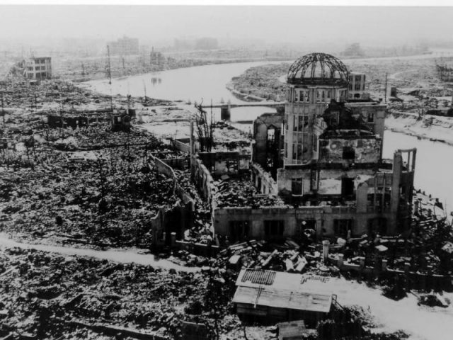 Visit to Hiroshima Reminds Us That a Nuclear Winter is Never Too Far Away