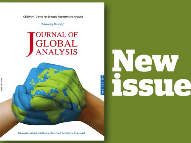 The 12th issue of Journal of Global Analysis is out now…