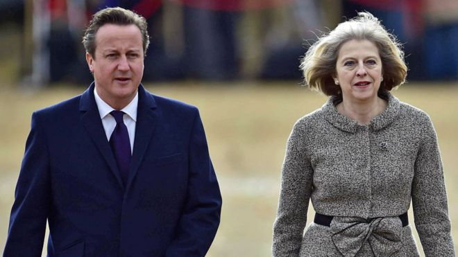 Be careful what you wish for: a tale of two prime ministers