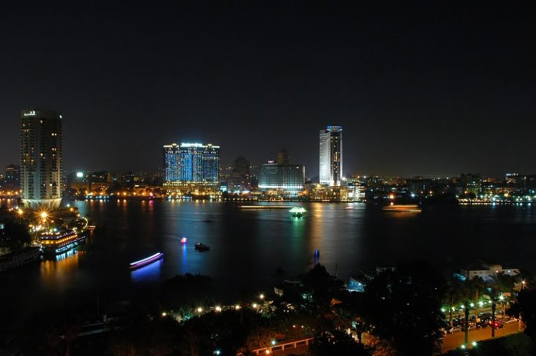 "CAIRO ""Ready to change its fortune…"""