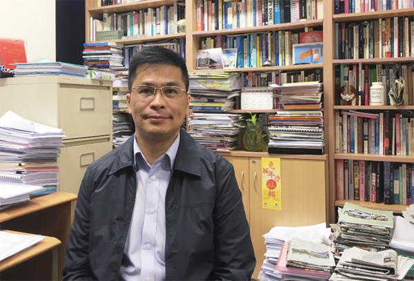 An Interview with Professor Sonny Lo: Political Reflections in Hong Kong