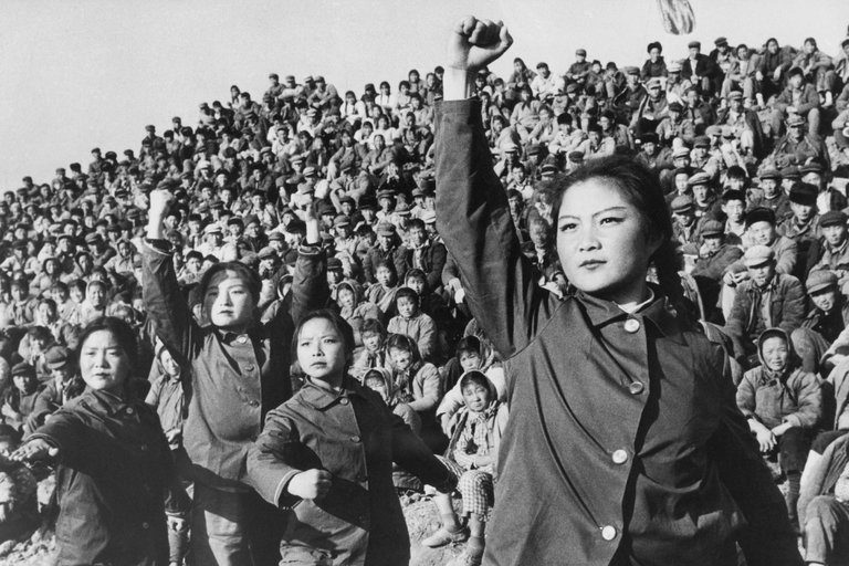 On The Brink Of Revolution:  An Analysis Of China's Incomplete Revolution And Its Impending Completion By Minority Groups