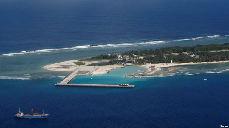 VARIOUS STRINGS OF PEARLS:  RECENT SECURITY DEVELOPMENTS IN THE SOUTH CHINA SEA AND BEYOND