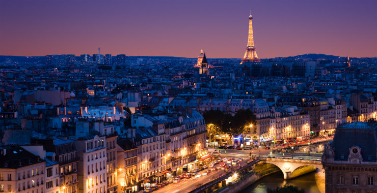 """PARIS: """"IT IS PAYING THE PRICE FOR BEING A GLOBAL CITY"""""""