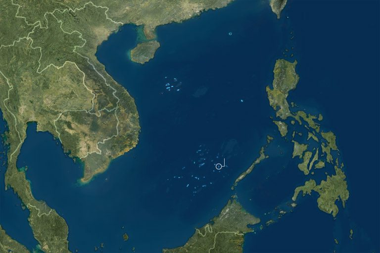 """Conflict in the """"South China Sea"""""""