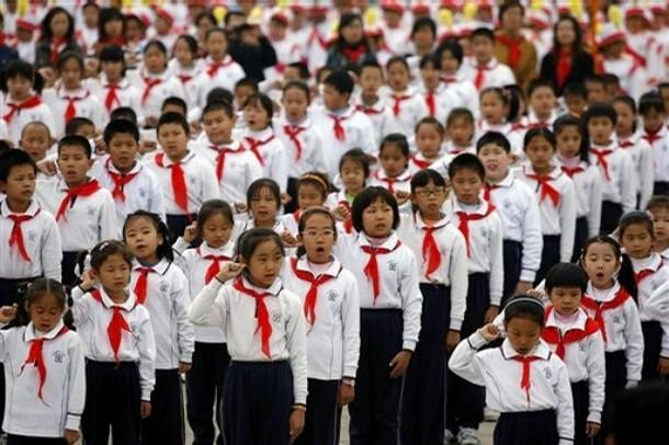NEW CHALLENGES, OLD RECIPES:  COMMUNIST PROPAGANDA FOR CHINA'S YOUTH