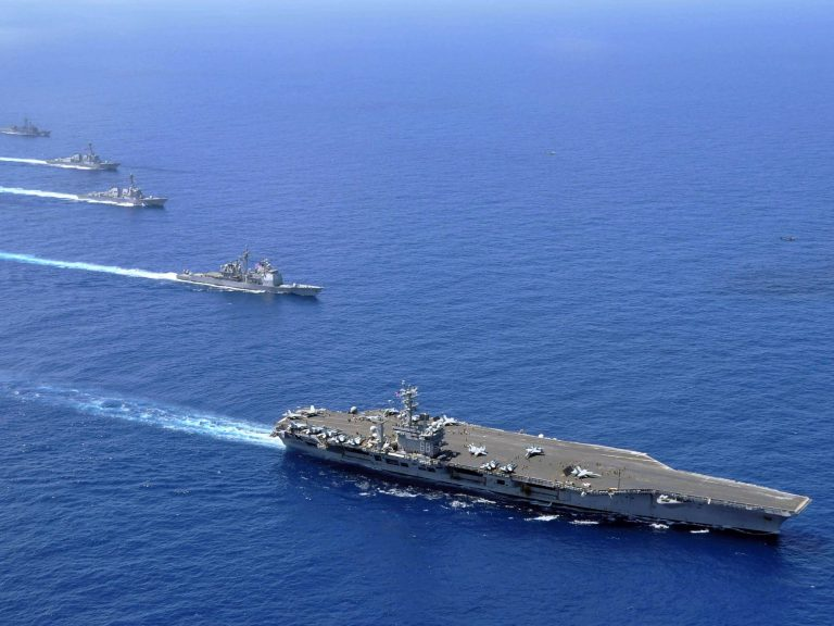 Asia's New Great Game? The Geopolitics of the South China Sea