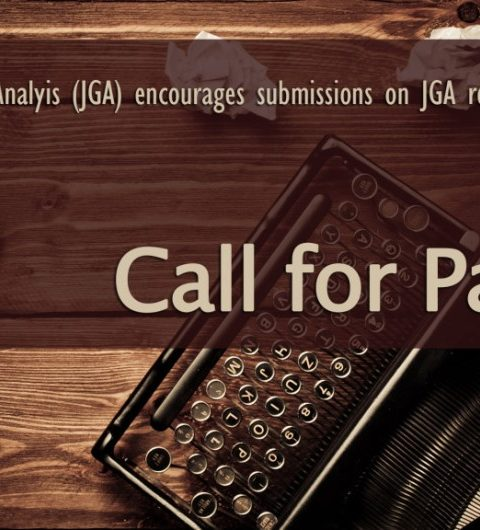 Call for Papers | Journal of Global Analysis