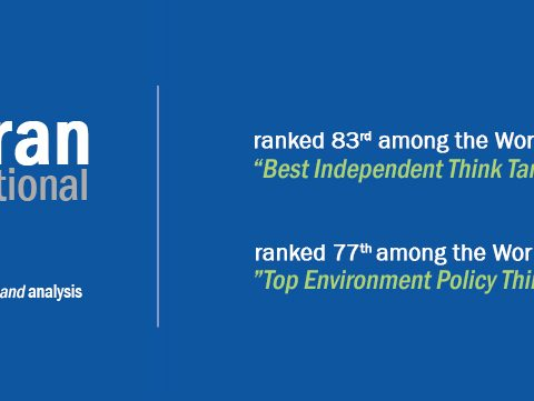 "CESRAN International named the World's #83 ""Best Independent Think Tank"""