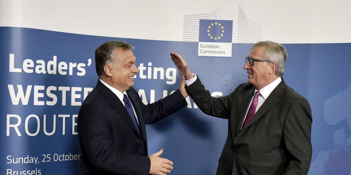 Europe's illiberal states: why Hungary and Poland are turning away from constitutional democracy