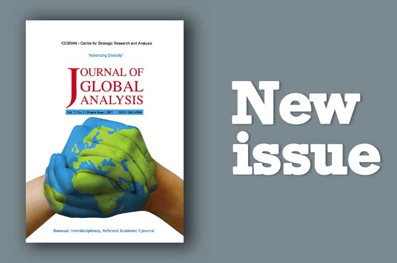The 15th issue of Journal of Global Analysis is out now…