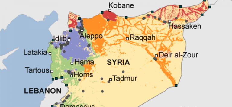 Raqqa vs Kobani – Terrorism vs Revolution