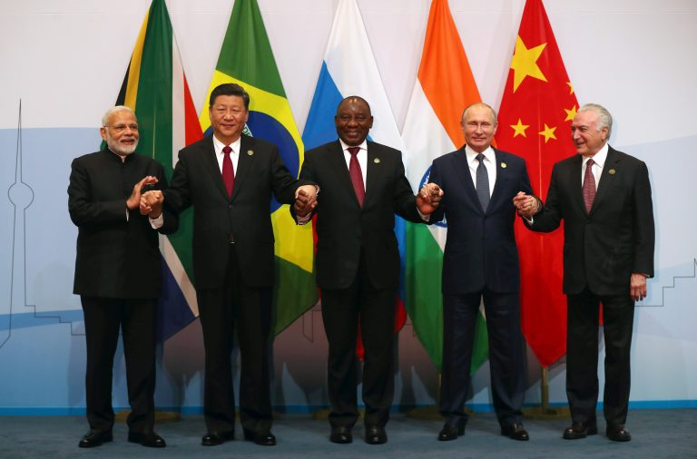 A Specter is Haunting the West (?): The BRICS and the Future of Global Governance