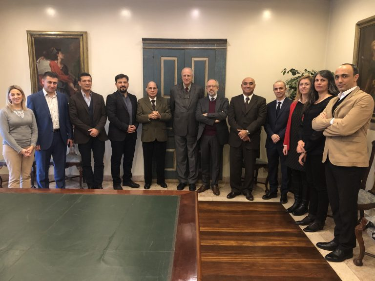 CESRAN International and OBSERVARE of UAL signed the MoU for IEPAS2019