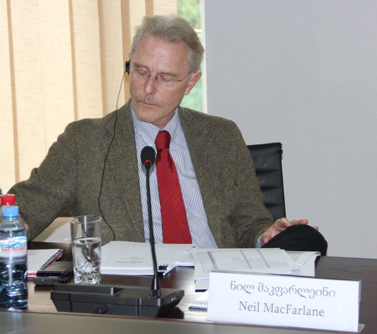 Interview With Professor Neil Macfarlane on Russia's Role in World Politics