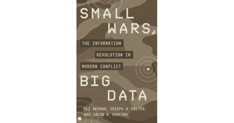 Book Review: Small Wars, Big Data
