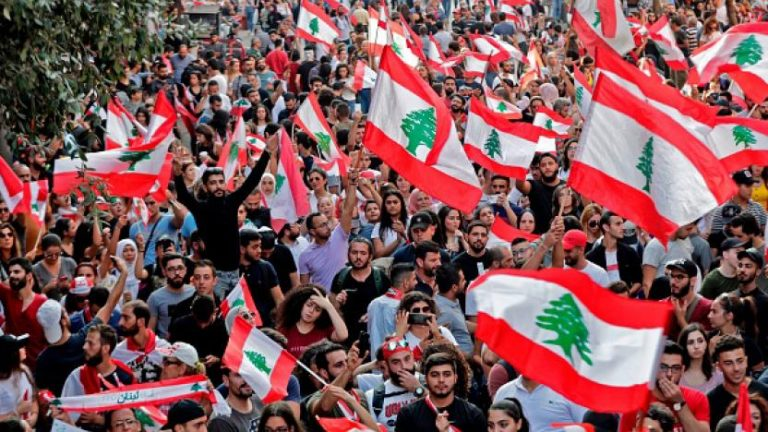Mass Displacement and Human Security in Lebanon: A Risks Analysis of the Syrian Civil War's Effects on Lebanese Society