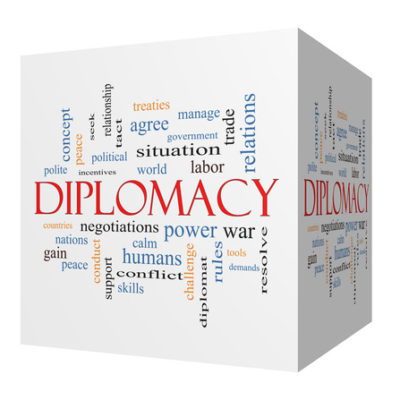 Public Diplomacy in Post Pandemic World Challenges and Perspectives
